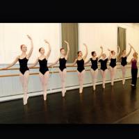 Last years upper school ballet class with Miss Alana!